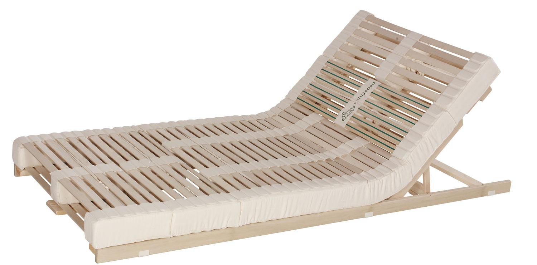 Lamellensystem Naturform mit Sitzhochstellung