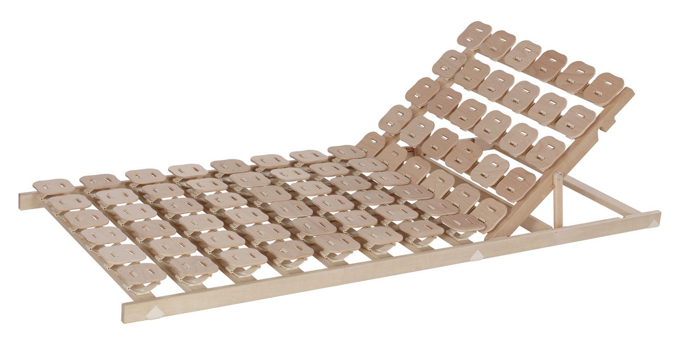 Tellerlattenrost Relax3000 mit Sitzhochstellung