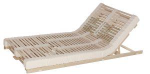 Bettsystem Naturform mit Sitzhochstellung