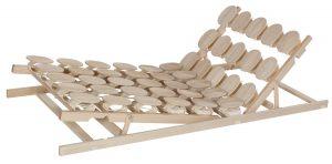 Relax Tellerlattenrost mit Sitz- und Fußhochstellung