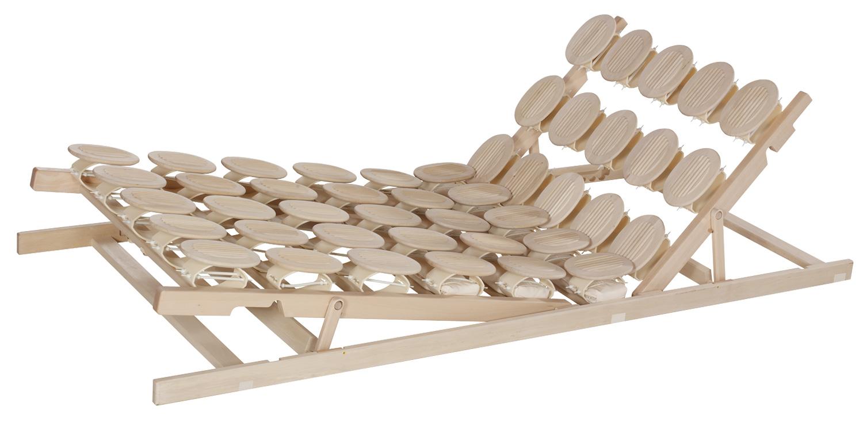 Relax Lattenrost mit Sitz- und Fußhochstellung