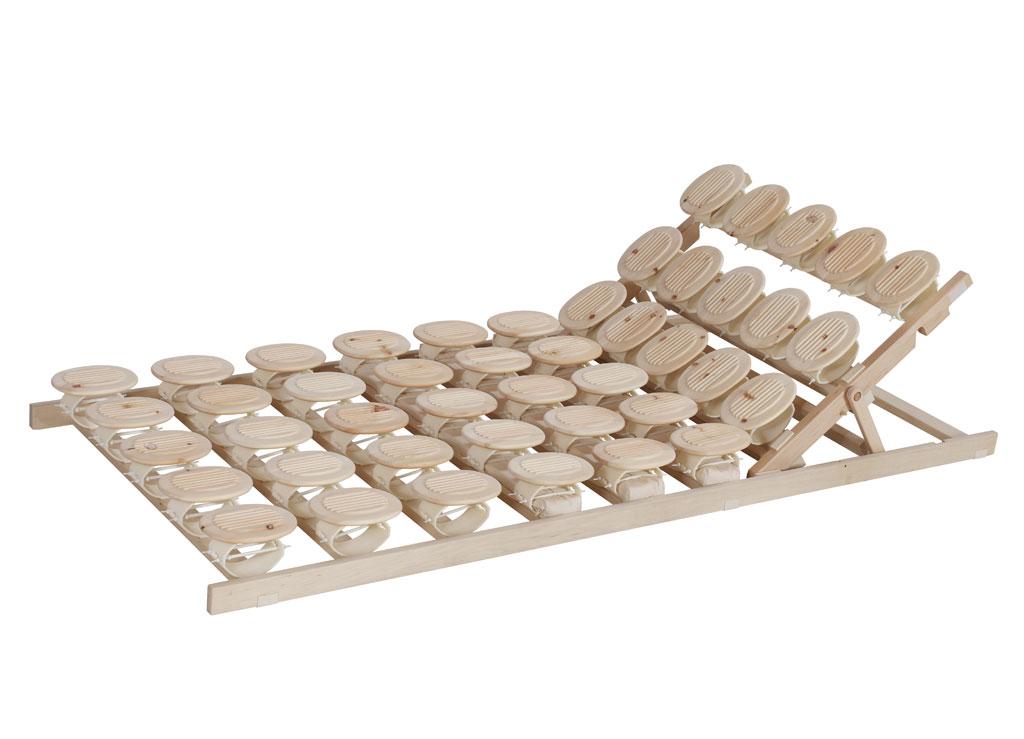 Lattenrost-Zirbenholz