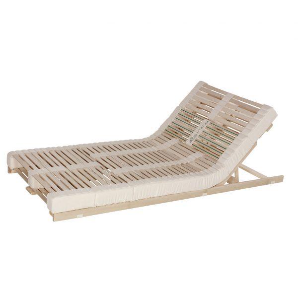Relax Naturform Lamellensystem mit Sitzhochstellung metallfrei